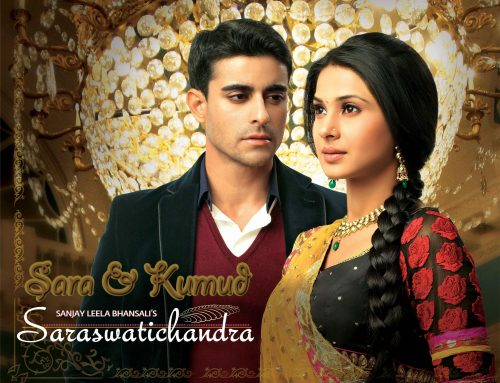 The new drama Saras & Kumud distributed by Latin Media consolidates in the afternoon of TVN (February 15 2017)